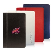 iPad 2/3/4 - Debossed TEXT Ultra Leather Case