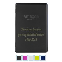 Laser Engraved Kindle Fire HD8