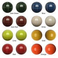 Personalized Bocce Ball Set